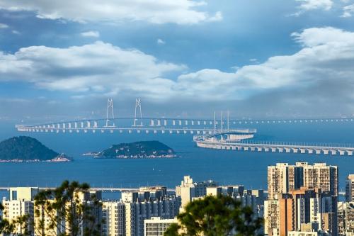 ABB为港珠澳跨海大桥提供领先技术