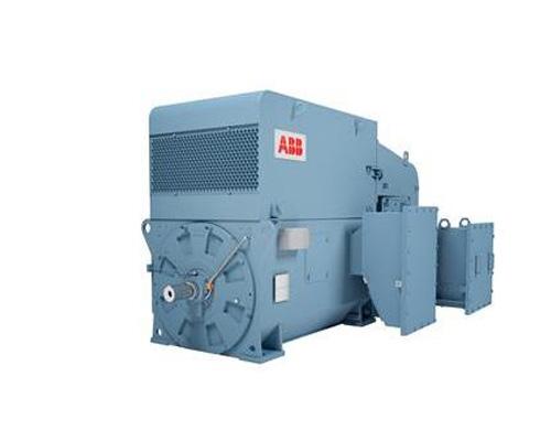 abb滑环模块化电机