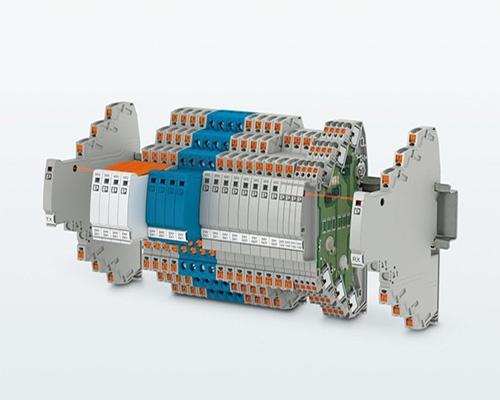 适用于MCR系统的电涌保护器